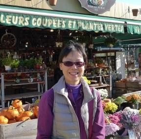 Catherine Kwok, MLIS '94