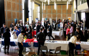 2014 McGill SIS Career Fair. Photo: McGill SIS www.mcgill.ca/sis