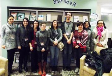 ABQLA/SLA Special Library Tour. Industry Canada. Credit: Robyn Biggar