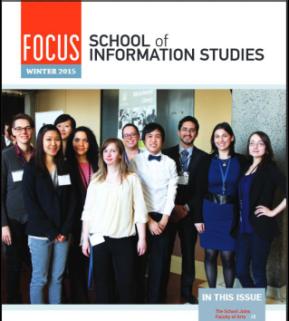 Winter 2015 SIS FOCUSNewsletter